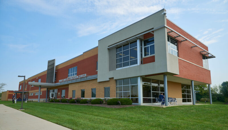 Liberty Township Campus, Public Safety Education Complex