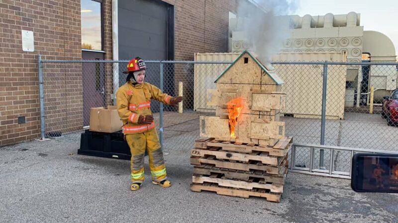 Firefighting Showcases